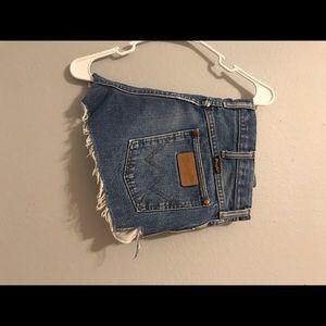 Wrangler (Cheeky) Shorts- Size 33, New